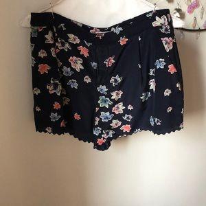 Formal Floral Shorts- Club Monaco
